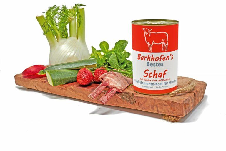Barkhofen's Fünf-Elemente-Kost - Schaf - Barkhofen Tiernahrung