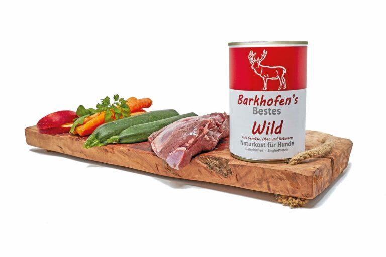 Barkhofen's Bestes - Wild - Barkhofen Tiernahrung