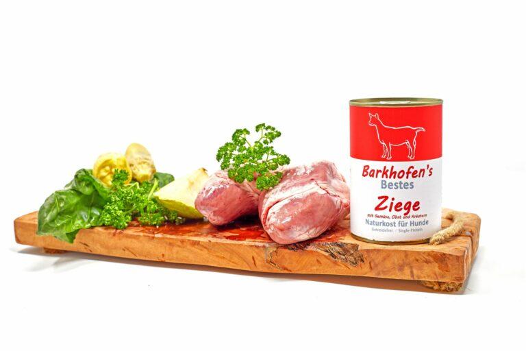 Barkhofen's Bestes - Ziege - Barkhofen Tiernahrung