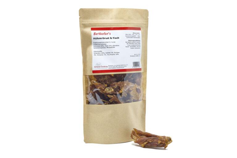 Hühnerbrust & Fisch 250g - Barkhofen Tiernahrung