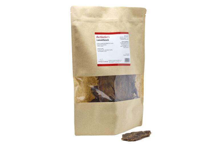 Lammfleisch 250g - Barkhofen Tiernahrung