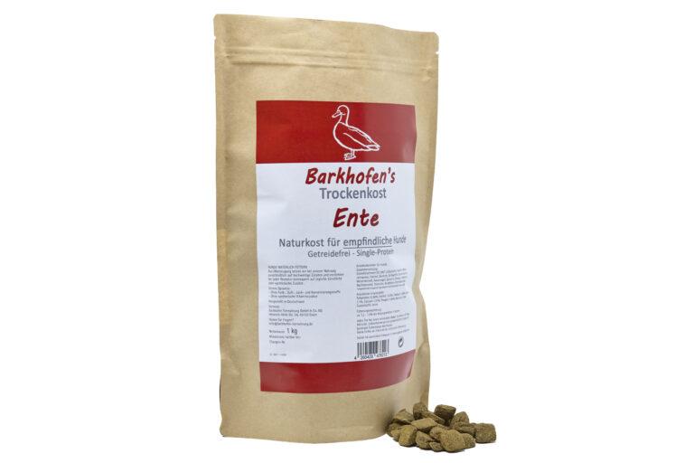 Barkhofen's Trockenkost - Ente - Barkhofen Tiernahrung