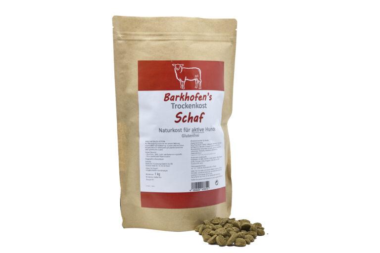 Barkhofen's Trockenkost - Schaf - Barkhofen Tiernahrung